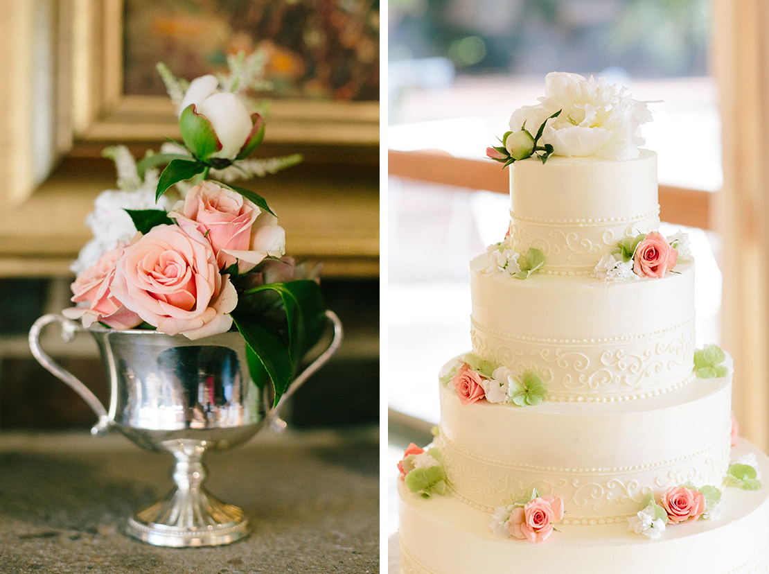 40_wellesley_college_club_wedding_details_reception_pink_green_silver_gold_cake_flowers