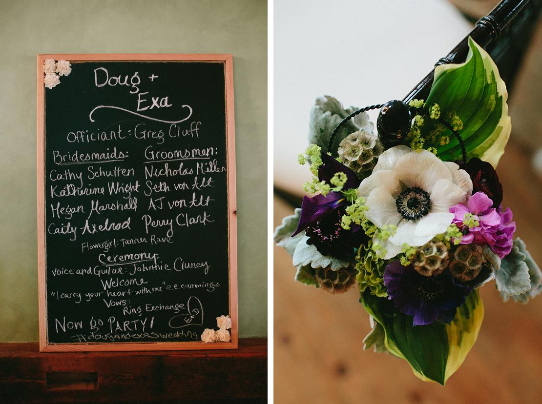 22_Wedding_details_chalk_sign_ceremony_florals_barn_at_lang_farm_VT