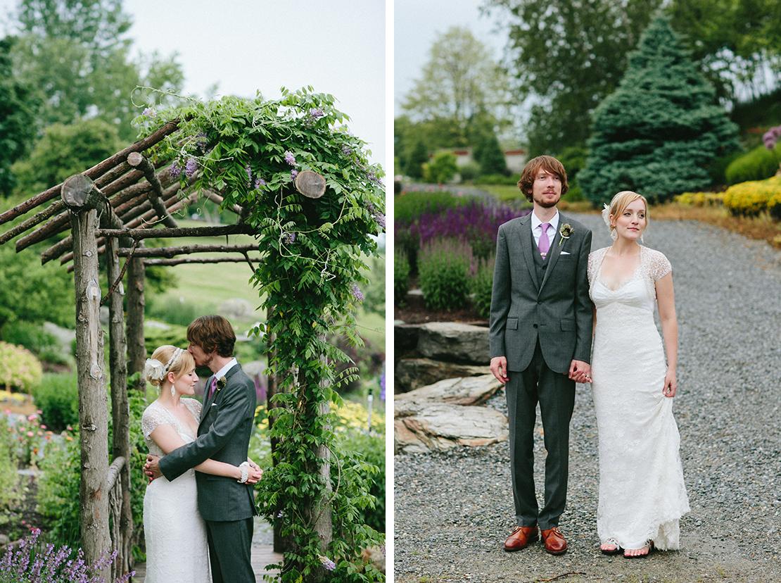 37_bride_groom_portraits_garden_Barn_at_lang_farm_essex_junction_vermont_wedding