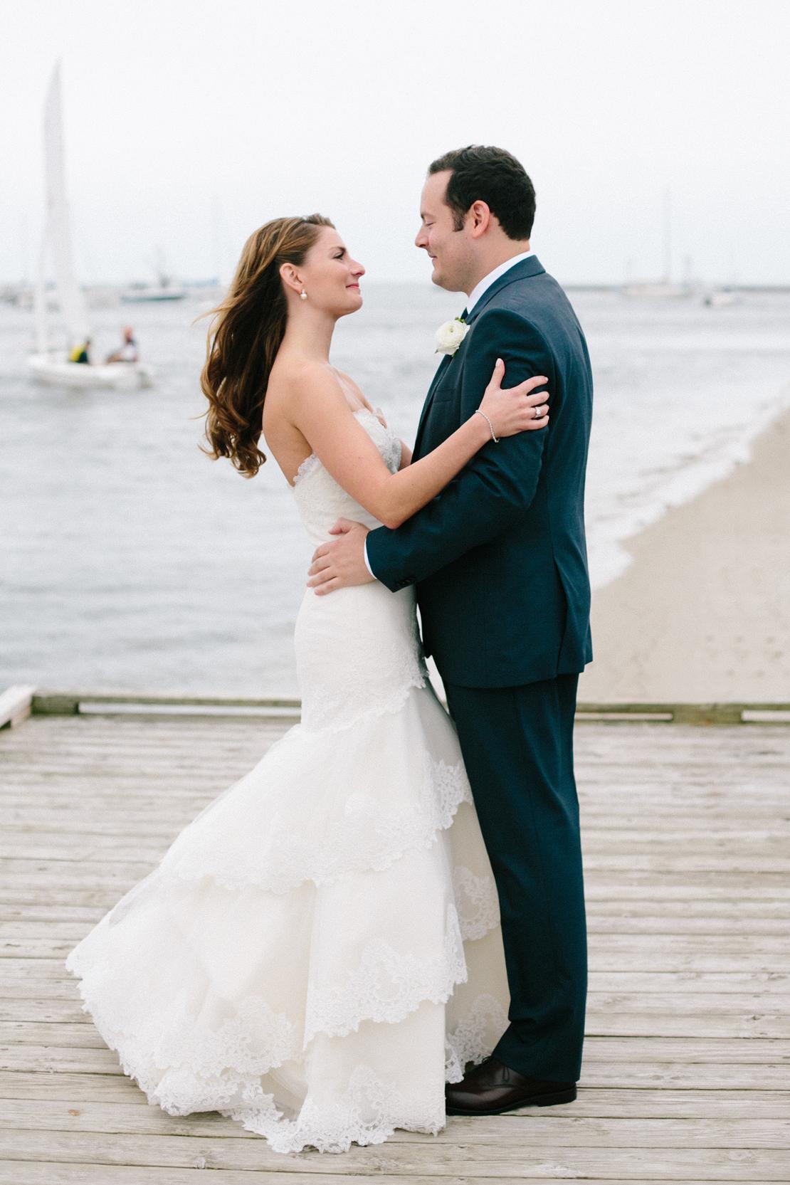 09_groom_first_sees_bride_first_look_wychemere_beach_club_wedding_dock