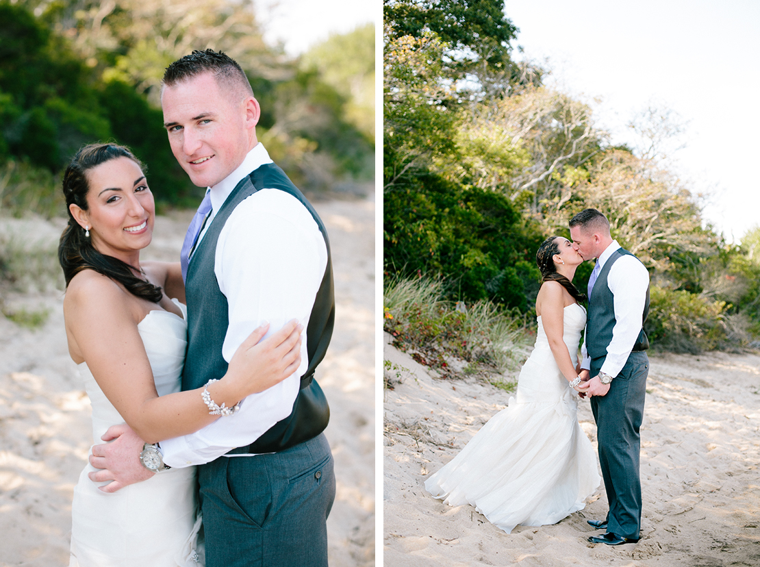 13_sweet_kiss_bride_groom_Provincetown_Cape_Cod_wedding_photography