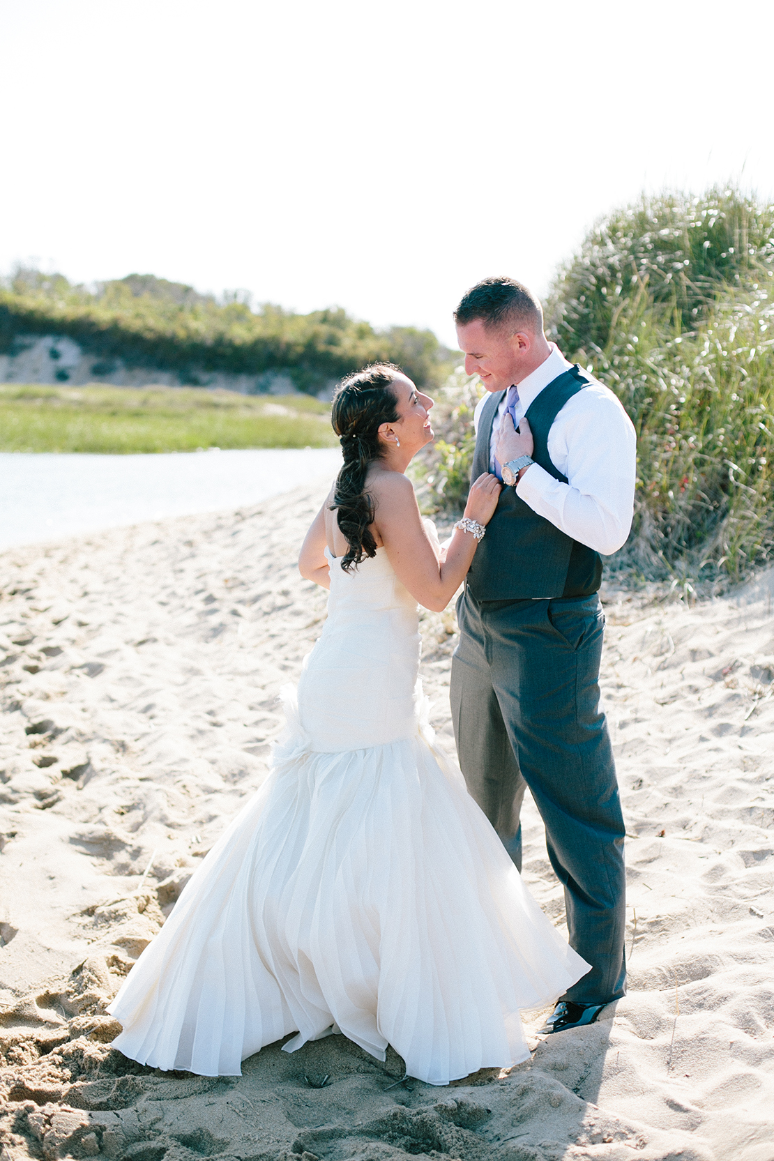 14_bride_groom_giggle_beach_Provincetown_Cape_Cod_wedding_photography
