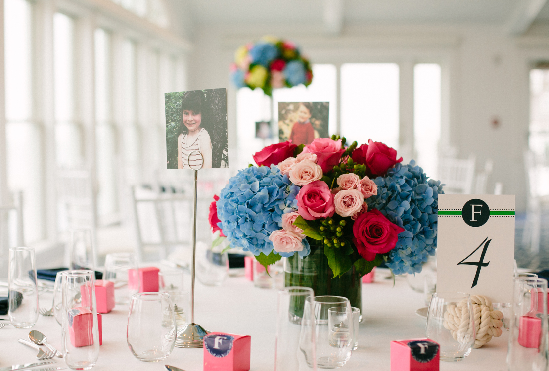 36_wychmere_beach_club_wedding_reception_venue_Cape_Cod_photography_pink_green_navy_table_details