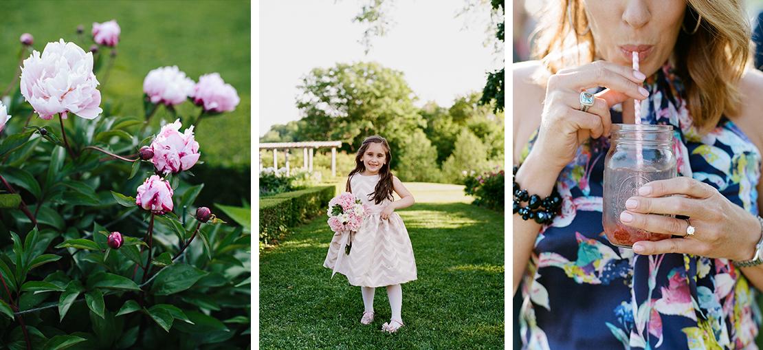 26_mason_jar_wedding_drink_flower_girl_peony_hildene_wedding