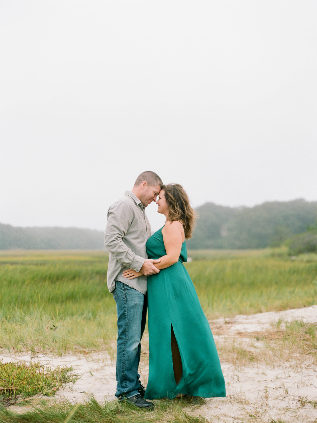 10_misty_autumn_engagement_session_old_silver_marsh_cape_cod_fine_art_b_wedding_photography