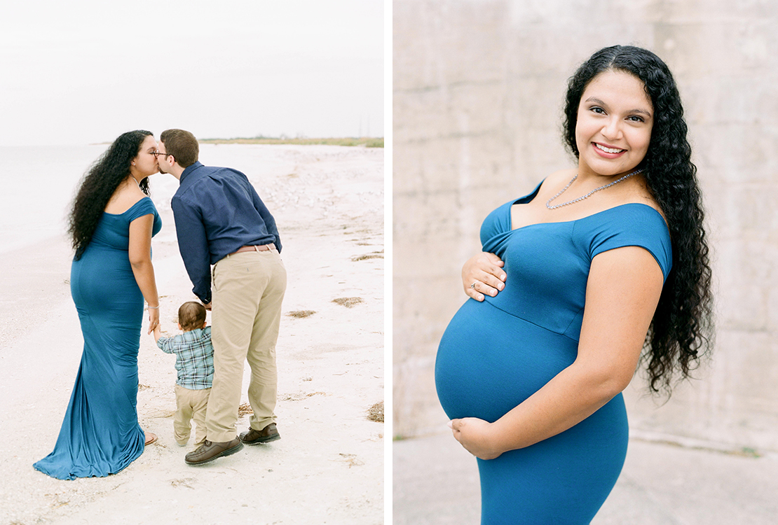 12_fine_art_film_photographer_heidivail_maternity_session_fort_desoto_beach
