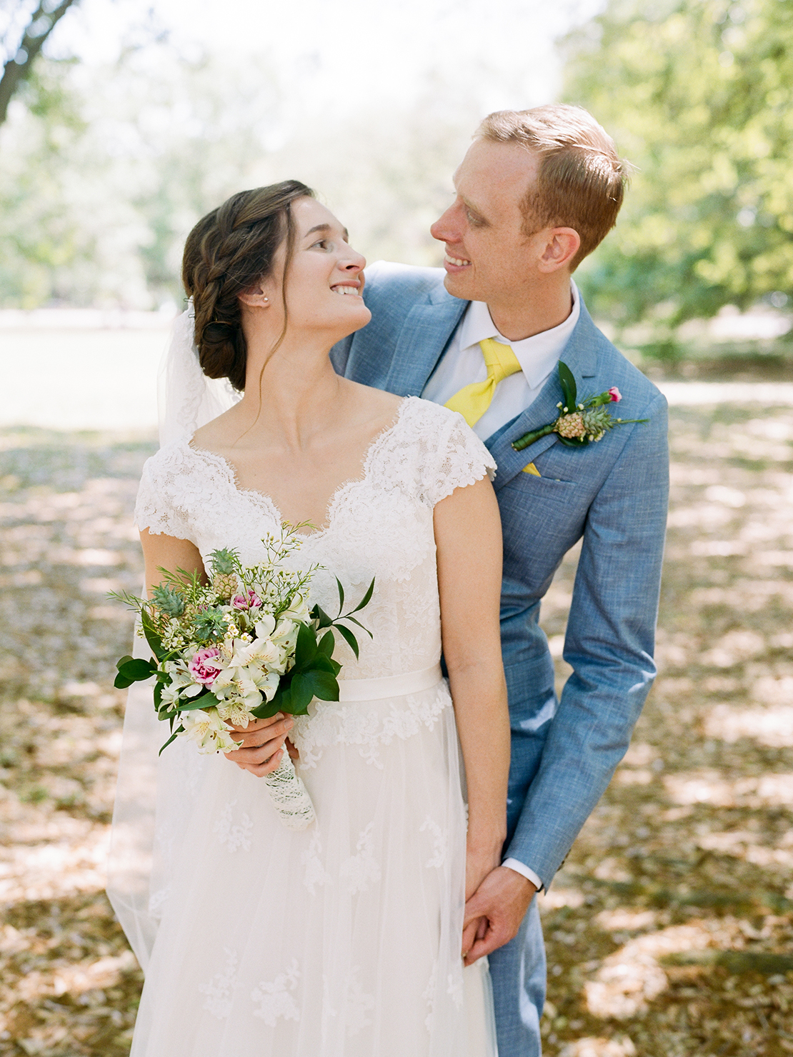 New Orleans Wedding at Audubon Park by Heidi Vail Fine Art Wedding Photographer Based in Orlando Florida