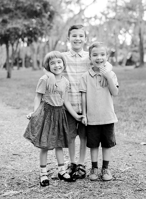 Central Florida Family Photographer Heidi Vail Mead Gardens Winter Park