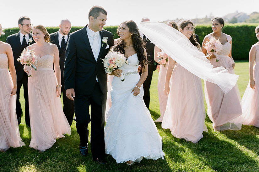 Orlando Based Destination Wedding Photographer Heidi Vail - Wychmere Beach Club, Cape Cod