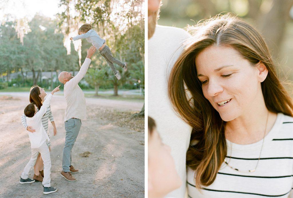 Heidi Vail Photography, Central Florida Family Portraits, Mount Dora Family Mini Session