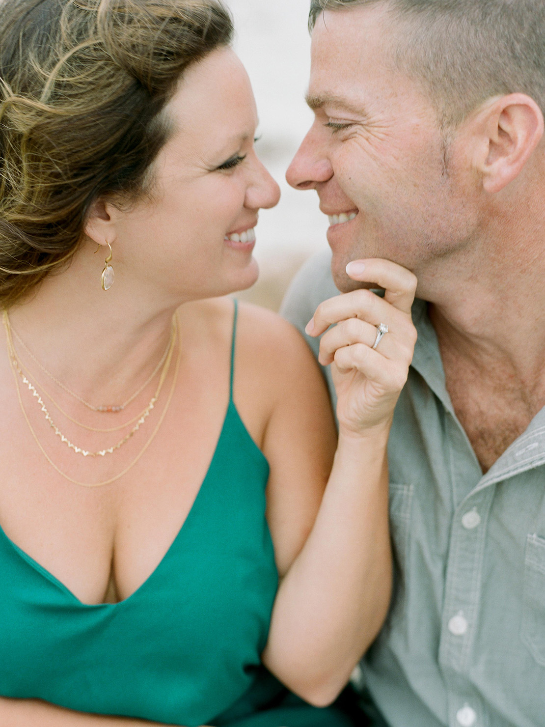 Heidi Vail Photography | Engagement Session at Old Silver Beach, North Falmouth | Destination Fine Art Wedding Photographer | Based in Orlando, Florida & Cape Cod, Massachusetts